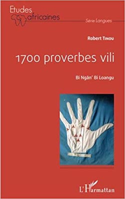 "book cover ""1700 proverbes vili"""