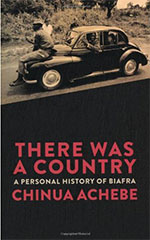 book cover 'There was a country'