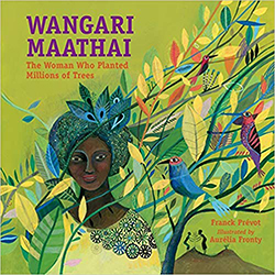 "book cover "" Wangari Maathai"""