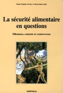 book cover Securite alimentaire en questions