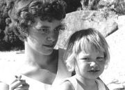 Ingrid Jonker and her daughter