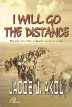 book cover I will go the distance