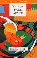 book cover Things fall apart