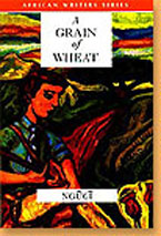 book cover A grain of wheat