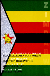 book cover Election Observation Mission Zimbabwe 2000