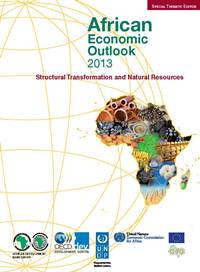 African Economic Outlook cover