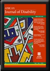 African journal of disability cover