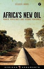 Africa's new oil book cover