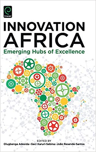 "book cover ""Innovation Africa"""