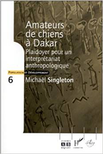 "book cover ""Amateurs de chiens"""