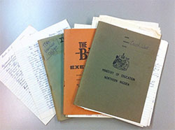 archival material ASCL
