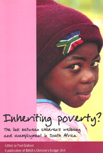 book cover Inheriting poverty? The link between children's wellbeing and unemployment