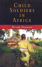 book cover Child soldiers in Africa
