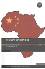 book cover The new sinosphere
