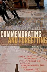 Cover commemorating and forgetting