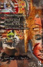 Contemporary India and South Africa book cover