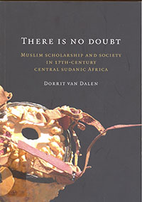 book cover 'there is no doubt'