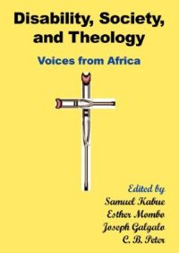 Disability, society and theology cover