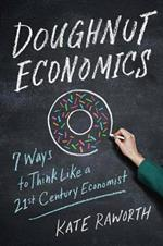 Cover Doughnut economics