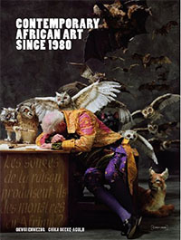 "book cover ""contemporary African art since 1980"""