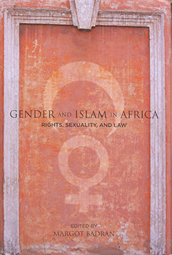 book cover ' Gender and Islam in Africa""