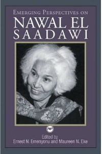 "book cover ""Emerging perspectives on Nawal El Saadawi"""