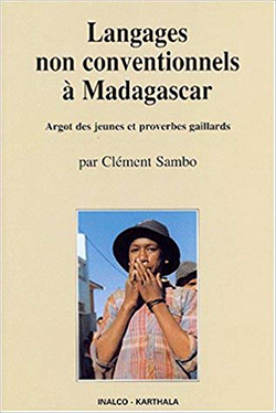 "book cover ""Langages non conventionnels à Madagascar"""