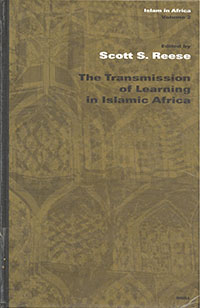 book cover 'the transmission of learning ...'