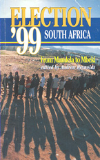 book cover Elections 99 South Africa