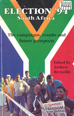 book cover Elections 94 South Africa