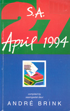 book cover SA 27 april 1994