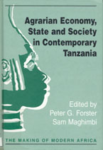 book cover Agrarian economy, State and society in contemporary Tanzania