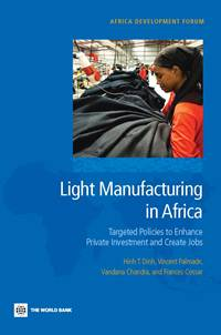Light manufacturing in Africa cover