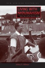 Cover Living with Nkrumahism