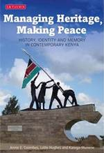 Cover Managing heritage, making peace