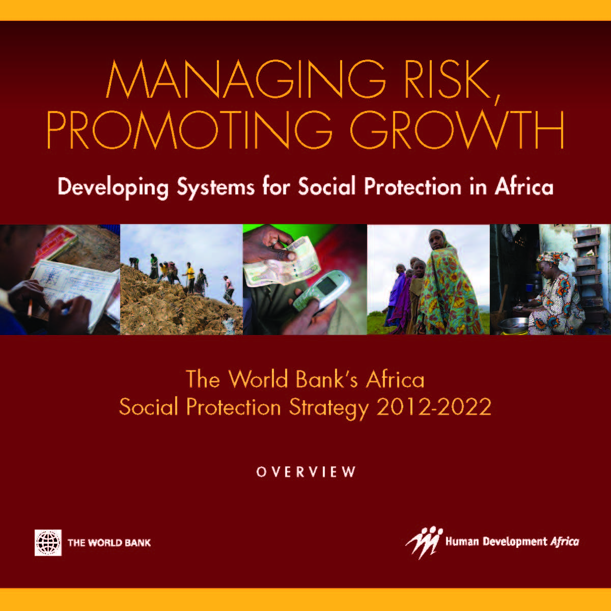 Book cover Managing risk, promoting growth