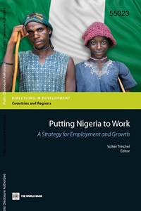 Putting Nigeria to work cover