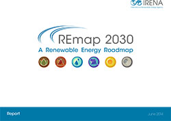 Book cover: REmap 2030: a renewable energy roadmap