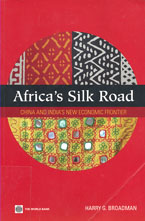 book cover Africa's silk road