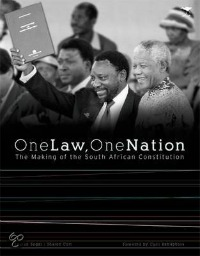 book cover 'One Law, One Nation'
