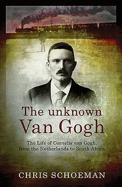 "book cover ""The unkown Van Gogh"""