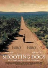 Film poster Shooting dogs
