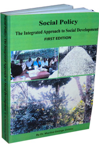Book cover Social policy: the integrated approach to social development