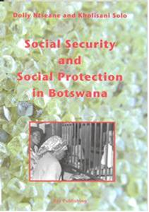 Book cover Social security and social protection in Botswana