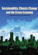 Cover Sustainability, climate change and the green economy