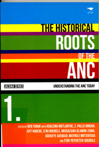 book cover The historical roots of the ANC