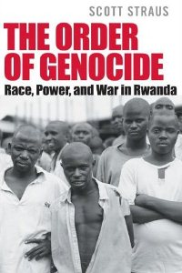 Book cover The order of genocide