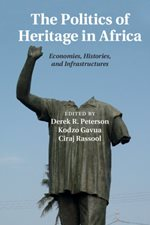 Cover The politics of heritage in Africa