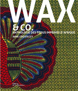 book cover 'Wax & Co.'