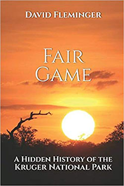 "book cover ""Fair game"""